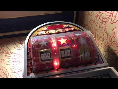 Double Decker Arena / Bullion Bars £35Jp Fruit Machines