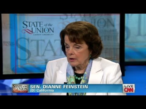 CNN Official Interview: Senator Dianne Feinstein on gay marriage, Libya mission