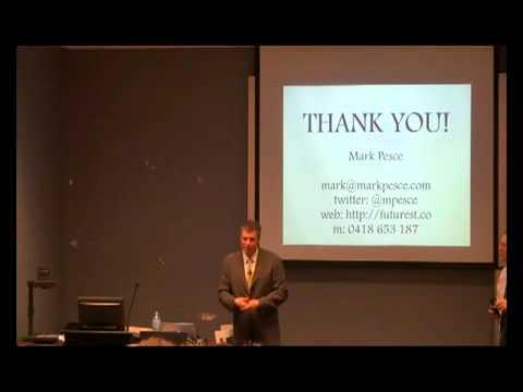 "UTS MBITM Event - Mark Pesce on ""Hypereconomics"""