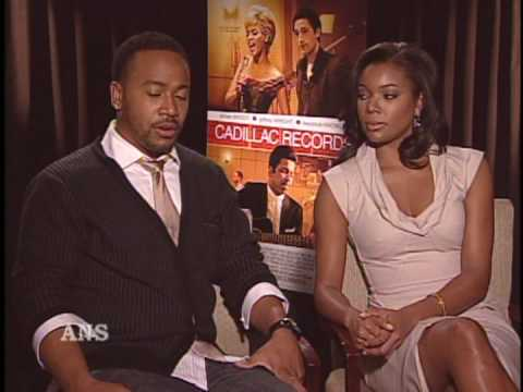 GABRIELLE UNION AND COLUMBUS SHORT CADILLAC RECORDS INTERVIE