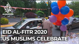 "US Muslims celebrate ""distanced"" Eid al-Fitr amid COVID-19 fears"