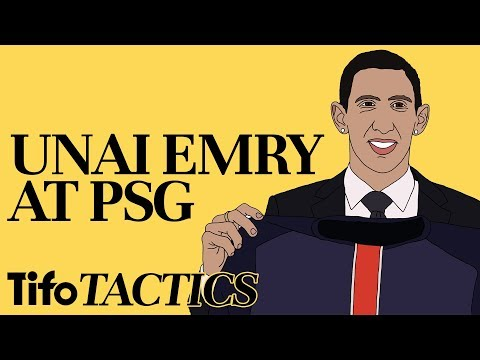 Tactics Explained | PSG & Unai Emery