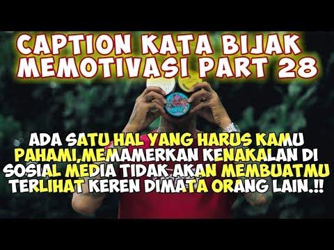 Caption Kata Bijak Keren (Status Wa/status Foto)- Quotes Remaja Part 28