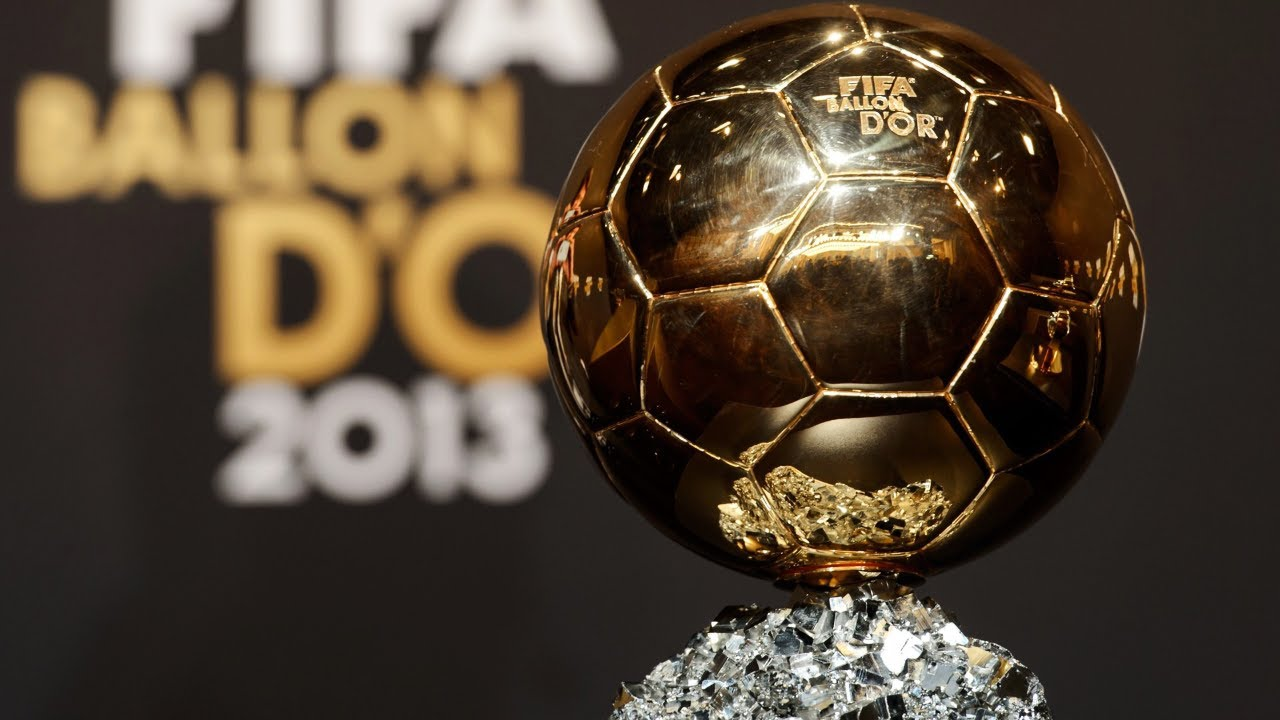 The History of Ballon D'or Winners 1956-2015 HD - YouTube