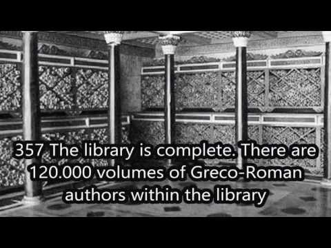 The imperial library of Constantinople