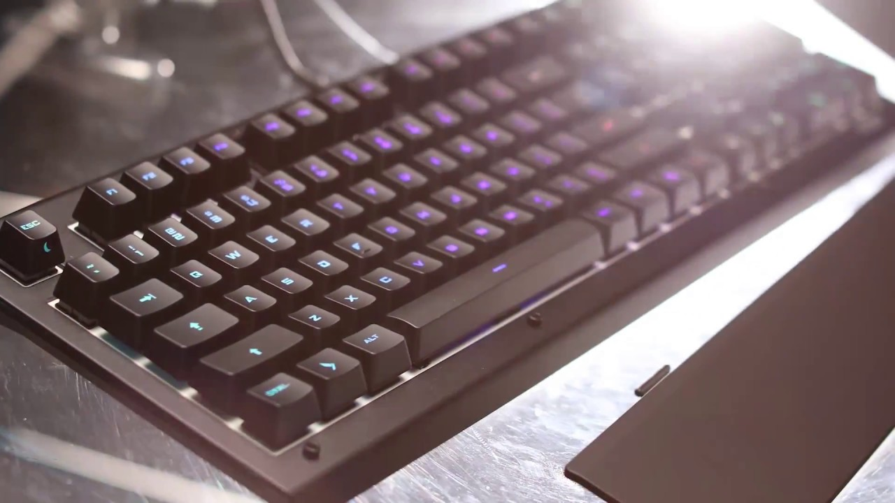 Das Keyboard X50Q RGB Gaming Tastatur Komplett.no
