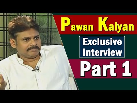 Pawan Kalyan Exclusive Interview || Discussion on AP Special Status || Part 1 || NTV