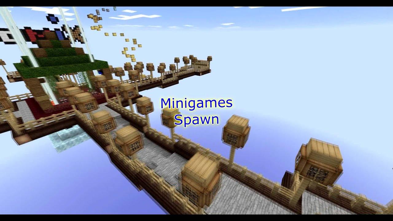 Dynamix ServerTrailer YouTube - Minecraft nutzliche spielerkopfe