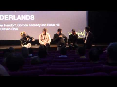 The Borderlands (2013) Horror Film Q&A with Cast & Crew