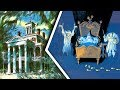 Yesterworld: The Original Haunted Mansion You Never Got To Experience - Disneyland's Ghost House