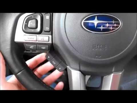 2015 Subaru Outback Interior Review