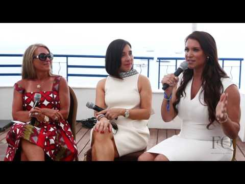 The Girls' Lounge @ Cannes 2017: Wrestling With the Future of Media