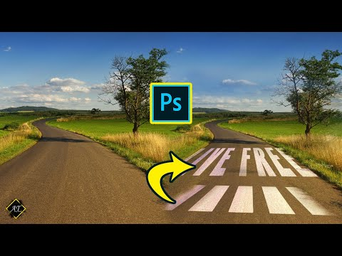 How to Blend Images and Create a Composite in Photoshop | Photoshop Tutorial thumbnail