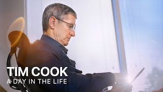 A Day In The Life Of Tim Cook