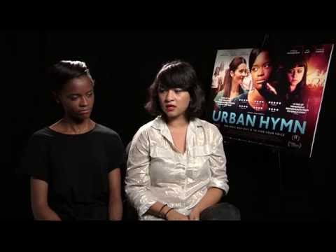 Download Youtube: Letitia Wright and Isabella Laughland interview