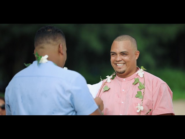 Gay wedding in Phuket for awesome South African guys