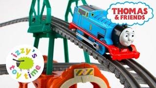 Томас і друзі | Томас поїзд Trackmaster 5-в-1 Набір | іграшки поїзда для дітей