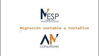 Migración Contable a ContaPlus - Mantenimiento Libros de IVA