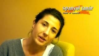 Spanyol óra - Anyanyelvű spanyol tanár - Spanyol származású tanár - www.spanyoltanar.com