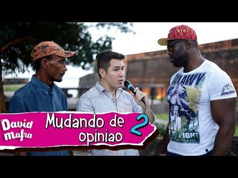 PEGADINHA: MUDANDO DE OPINIÃO 2