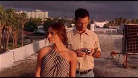 Burn Notice - Pilot - Michael & Fiona
