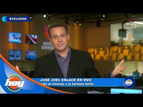 José Joel pide a Sara Sosa y Salazar no cremar el cuerpo de su papá | Hoy