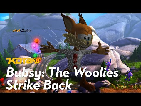 How Dare They Bring Bubsy Back