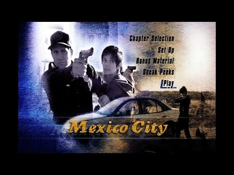 Mexico City (2000) - Menu USA │ DVD (R1)