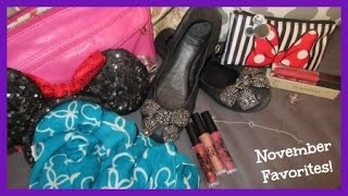 November 2014 Favorites!! Thumbnail