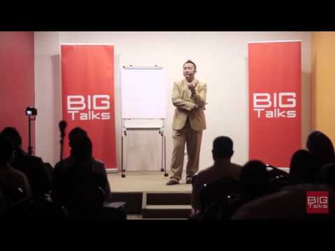 BIG Talks - The Power of Story Telling by Rizal Rashid