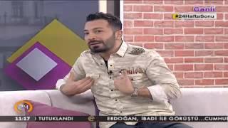 Aşkım Kapışmak'tan mutluluk önerileri - Gökay Kalaycıoğlu ile 24 Hafta Sonu (31.12.2016