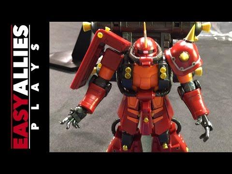 Amateur Gundam Construction - Level 5 (Pt. 2)