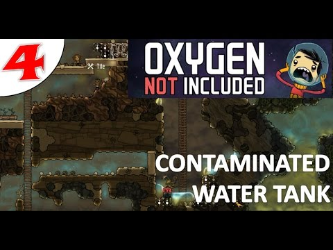 CONTAMINATED WATER TANK - OXYGEN NOT INCLUDED E4