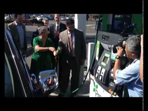 Bio-based diesel fuel now pumping at Northern California gas stations