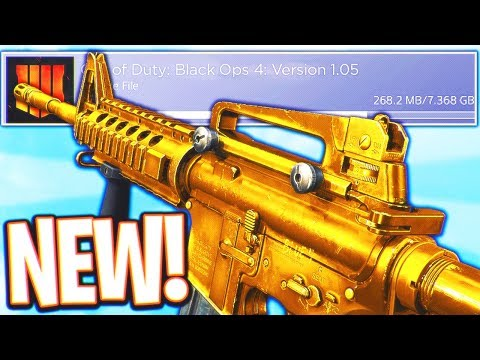 *FIRST* DLC WEAPON IN BLACK OPS 4! - NEW UPDATE BLACK OPS 4 DLC WEAPONS + BLACKJACKS SHOP! (BO4 New)