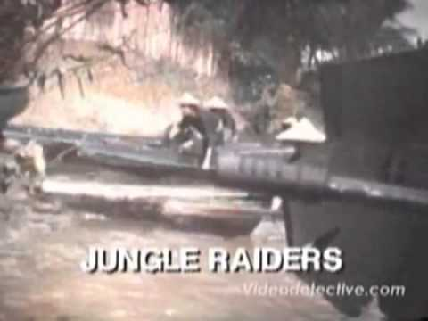 Jungle Raiders Trailer 1985