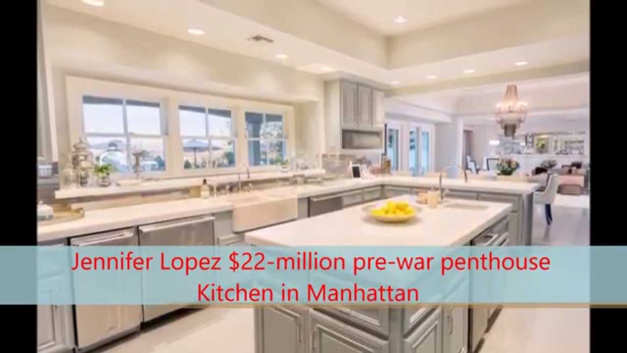 Top 10 Celebrity Kitchens that will Blow Your Mind - YouTube