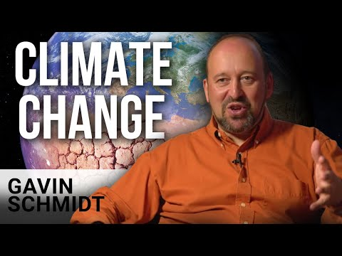 CLIMATE CHANGE WARNING -  Gavin Schmidt