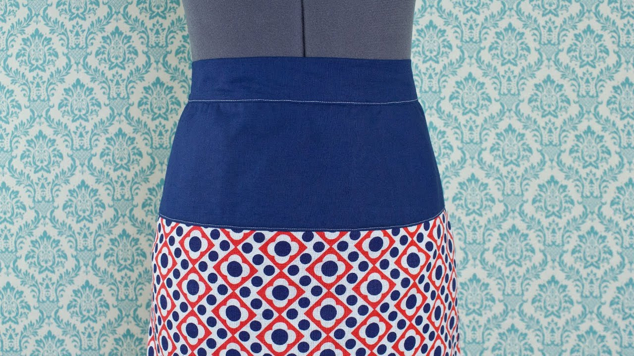 How To Assemble A Skirt Yoke Youtube