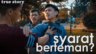ARTI PERTEMANAN - SHORT MOVIE ( Based On True Story / Ramadhan Edition )