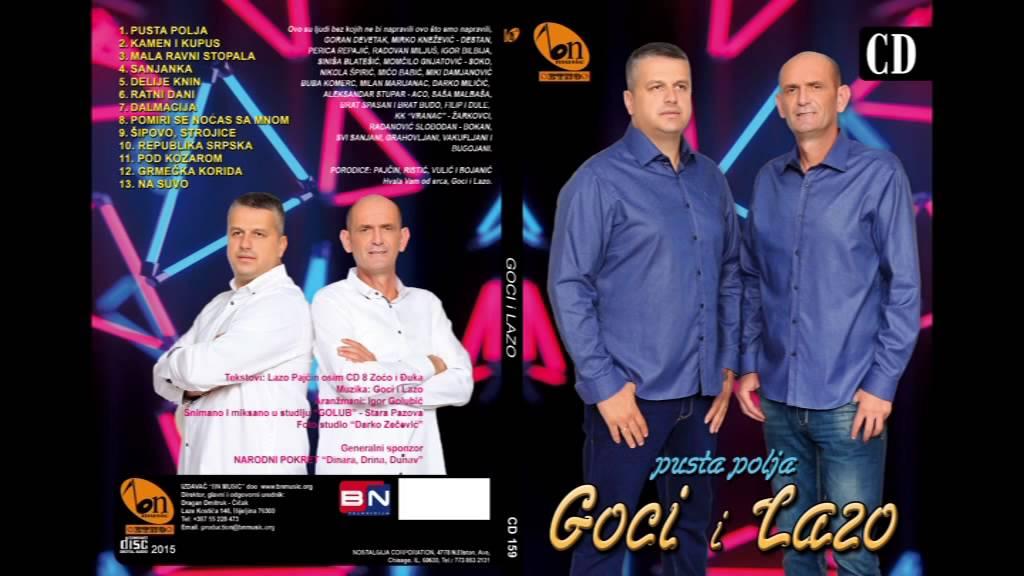Goci i Lazo   Pomiri se nocas sa mnom BN Music 2015 audio