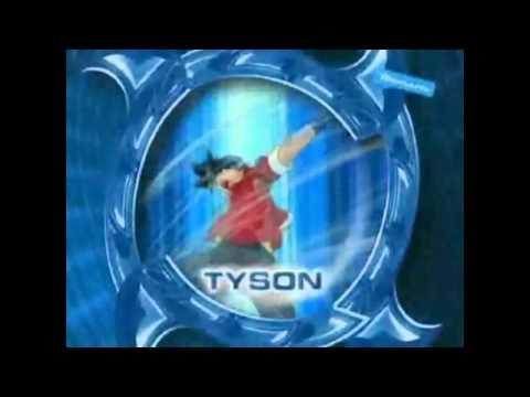 Beyblade G-Revolution Intro