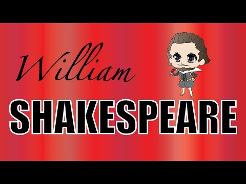 William Shakespeare Sa vie - Biographie en français