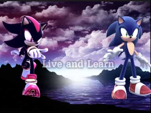 Live and Learn //Crush 40// ~Lullaby Duet Cover with flamez137~ /Original Instrumental/