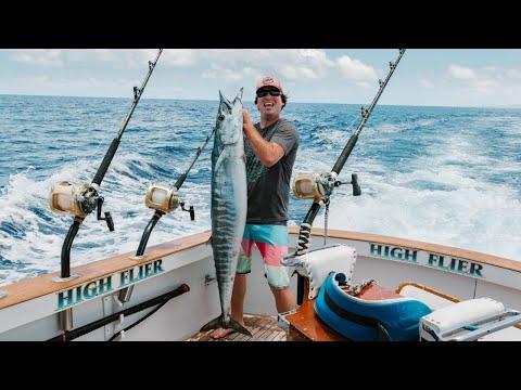 Three days FISHING offshore KONA Hawaii for GIANTS