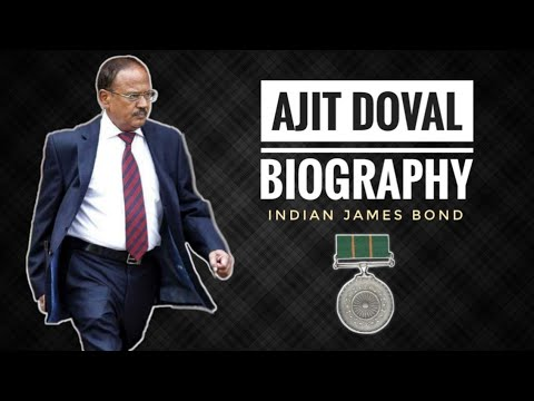 Ajit Doval Biography - Surgical Strike Mastermind | India's Spymaster And National Security Advisor