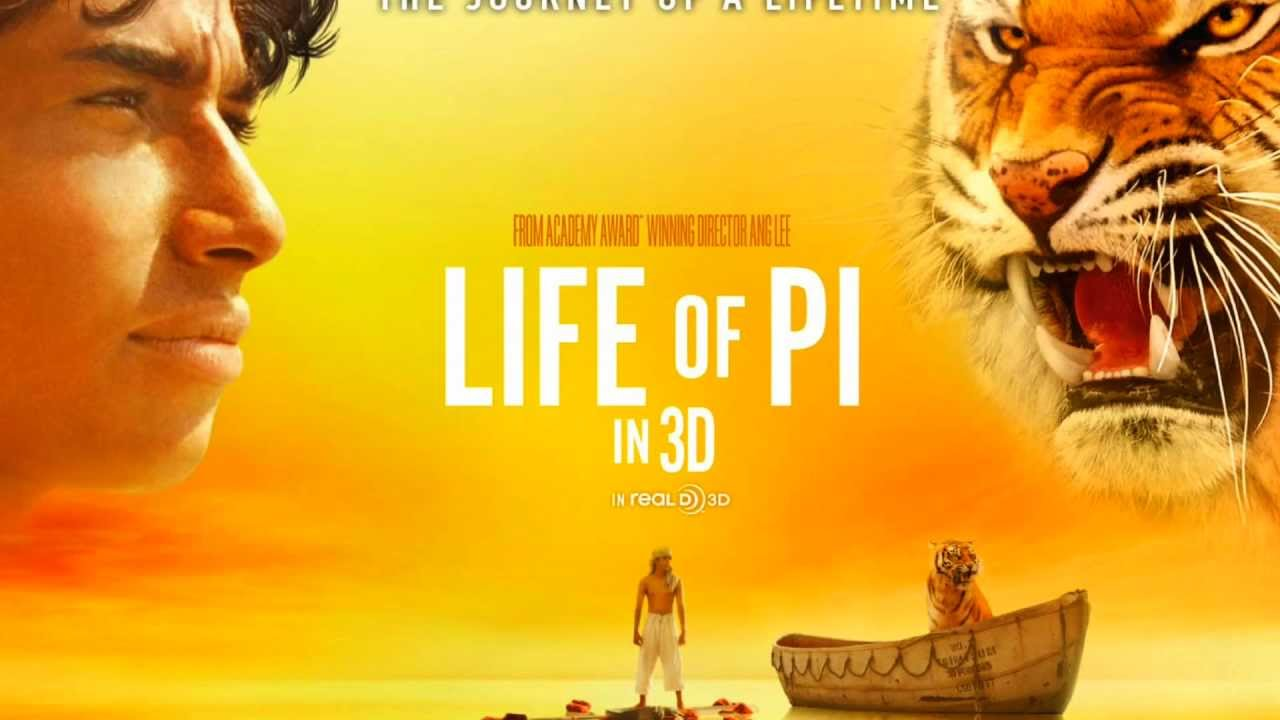 a comparison of the film and the novel of life of pi