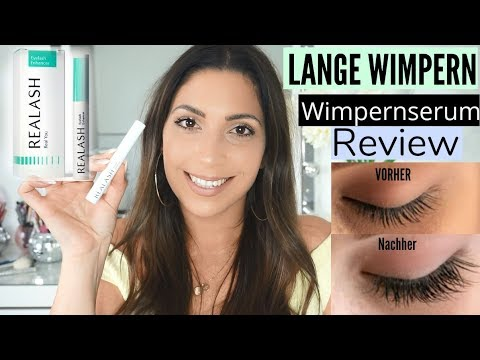 6f87477863b WIMPERNSERUM Realash GETESTET | Lange WIMPERN | Review | MAYRA JOANN ...