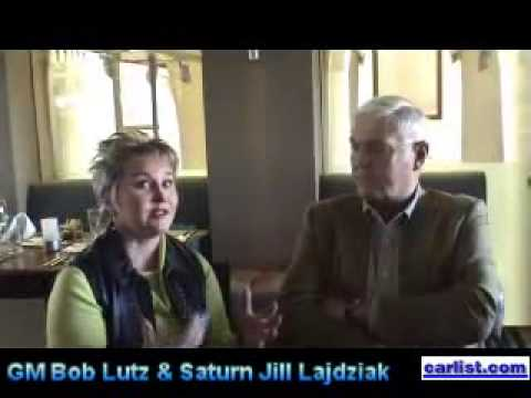 Bob Lutz and Jill Lajdziak on Driving the Nation