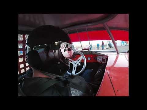 Dave Blasingim testing at Lake Cumberland Speedway